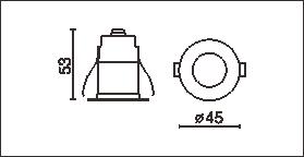 DA-011A尺寸圖