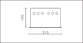 DL-722尺寸图