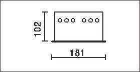 DL-774SQ尺寸圖