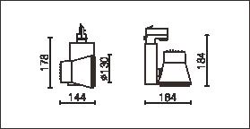 SA-5210H尺寸圖
