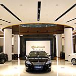 Lexus Showroom . Brazil
