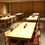 Tokai University Restaurant. Kanagawa. Japan