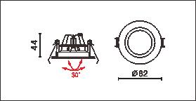 DA-B35D尺寸圖