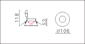 DL-802尺寸圖