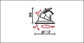 DW-302尺寸圖