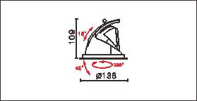 DW-303尺寸圖