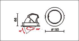DW-401C尺寸圖