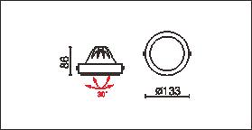 HD-72(MD-R111C)尺寸图