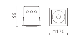 RA-7211尺寸圖