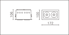 RA-7712尺寸圖