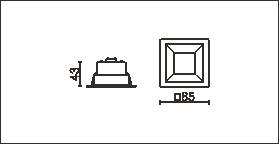 DG-603D尺寸图