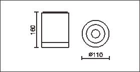 OWG-705R尺寸图