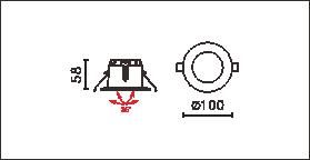DH-593D尺寸图