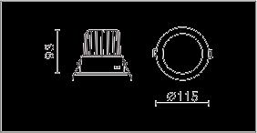 DG-994R 尺寸图
