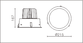 DG-998R 尺寸图